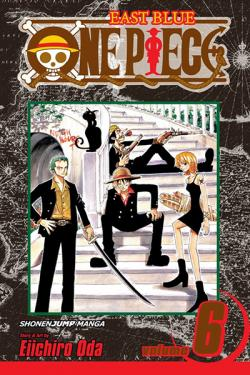 One Piece Vol 6: The Oath