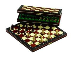 Chess - Schack (Magnetic Travel Set)