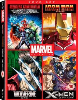 Marvel Animation Box Set