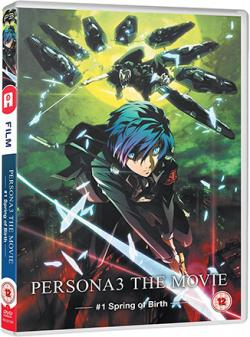 Persona 3, The Movie 1: Spring of Birth