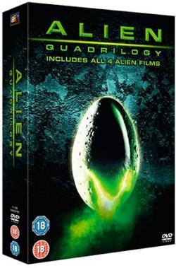 The Alien Quadrilogy
