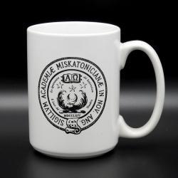 Mug: Miskatonic University (white)