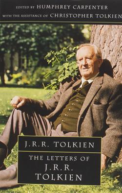 The Letters of J R R Tolkien