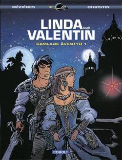 Linda och Valentin: Samlade äventyr del 1 (album 0-2)