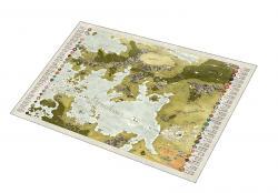 Karta över Kopparhavet