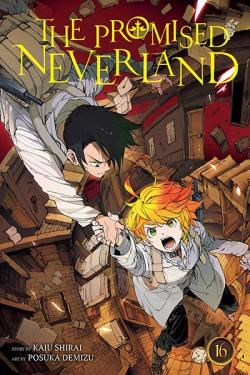 Promised Neverland Vol 16