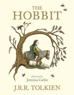 The Hobbit, illustrated by Jemima Catlin