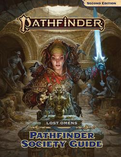 Lost Omens Pathfinder Society Guide