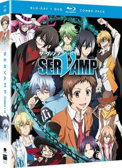 Servamp Season 1
