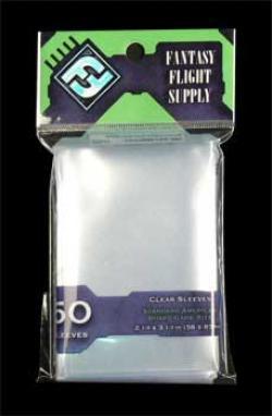Green - Standard American Sleeves plastfickor