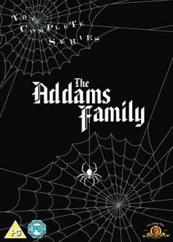 The Addams Family: The Complete Seasons 1-3