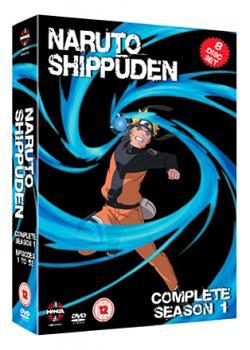 Naruto Shippuden Complete Season 1