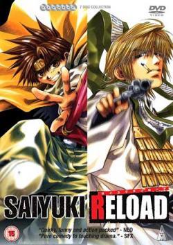 Saiyuki Reload, Complete Series