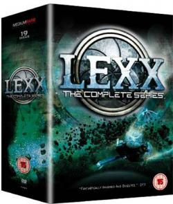 Lexx: The Complete Series 1-4