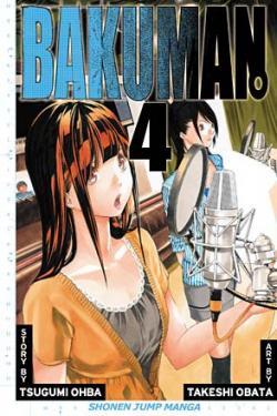 Bakuman Vol 4