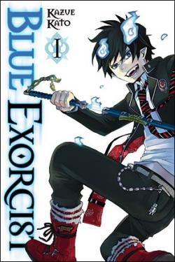 Blue Exorcist Vol 1