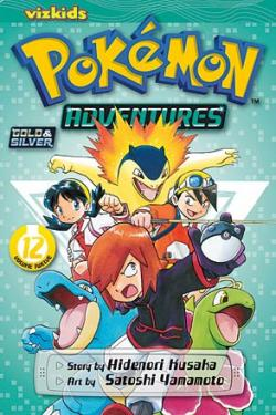 Pokemon Adventures Vol 12