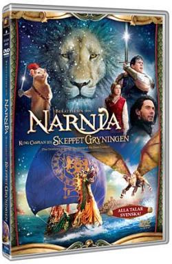 Narnia: Kung Caspian och skeppet Gryningen