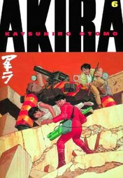 Akira Vol 6