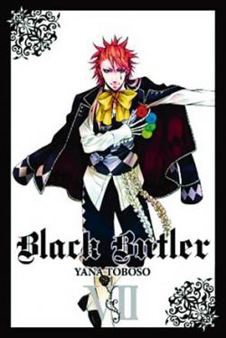 Black Butler Vol 7