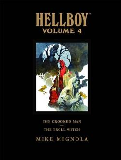 Hellboy Library Edition Vol 4