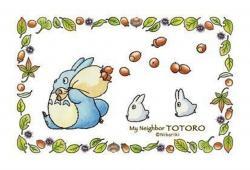 My Neighbor Totoro Pussel G03, 150 bitar