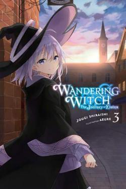 Wandering Witch: The Journey of Elaina Light Novel 3
