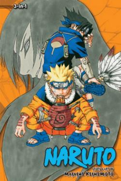 Naruto 3-in-1 Vol 3