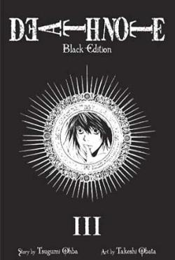 Death Note Black Edition Vol 3
