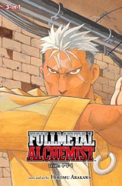 Fullmetal Alchemist 3-in-1 Vol 2