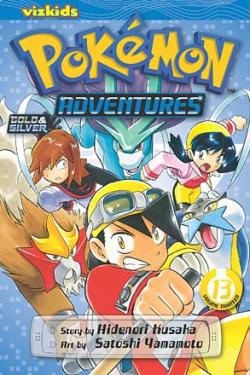 Pokemon Adventures Vol 13