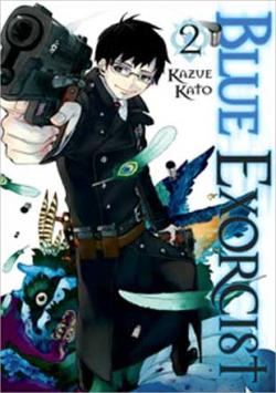 Blue Exorcist Vol 2