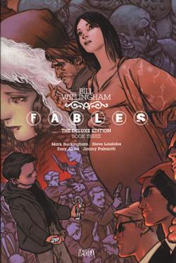 Fables Deluxe Edition Vol 3