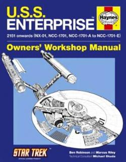 USS Enterprise Owner's Workshop Manual