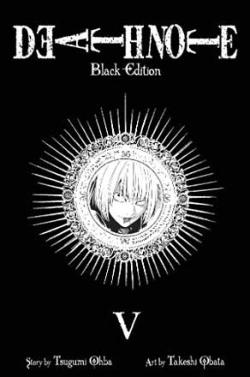 Death Note Black Edition Vol 5