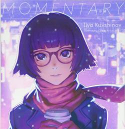 MOMENTARY Art Book