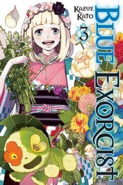Blue Exorcist Vol 3
