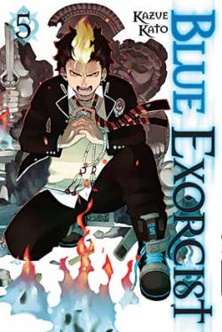 Blue Exorcist Vol 5
