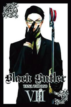Black Butler Vol 8