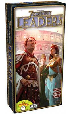 7 Wonders Leaders (Skandinavisk utgåva)
