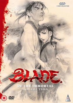 Blade of the Immortal Collection