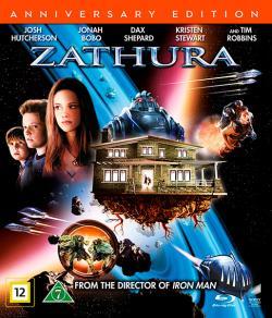 Zathura, ett rymdäventyr
