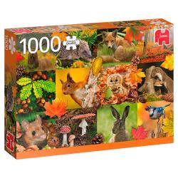Autumn Animals (1000 pcs)
