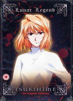 Tsukihime Lunar Legend, Vol 1-3