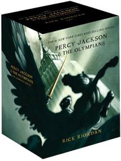 Percy Jackson 5-book Boxed Set