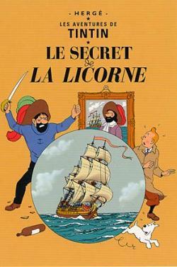 Vykort - Le secret de la licorne