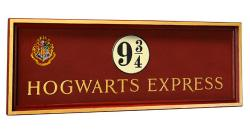 Harry Potter Wall Plaque Hogwarts Express 56 x 20 cm