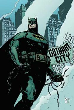 Batman No Man's Land Omnibus Vol 1