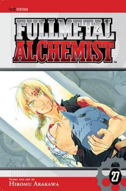 Fullmetal Alchemist Vol 27