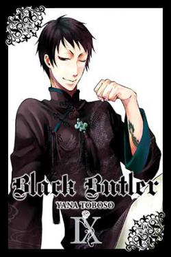 Black Butler Vol 9